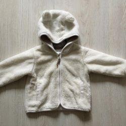 Jacket sweater HM