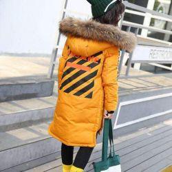 coat new r. 134-150 cm