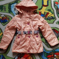 Raincoat for a girl