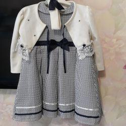 Kız için elbise p86