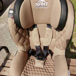 Car Seat Rant Isofix 0-18 kg apenda