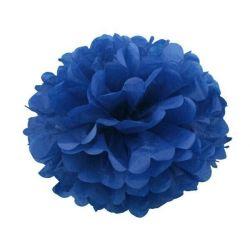 Πομπώματα μπλε και μπλε για το πάρτι για τα παιδιά