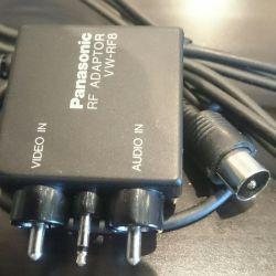 Orijinal panasonic video kameralar için adaptör