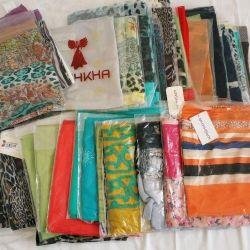 Арабские шарфы Kashkha
