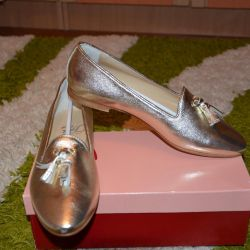 New branded ballet flats loafers Italy