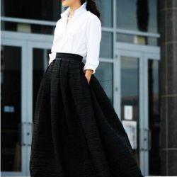 New long skirt