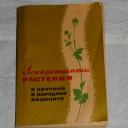 Medicinal plants in the scientific and folk ...