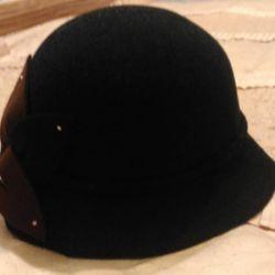 Фетровая шапочка