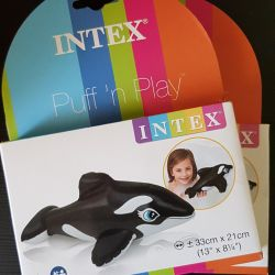 Φουσκωτό παιχνίδι Intex