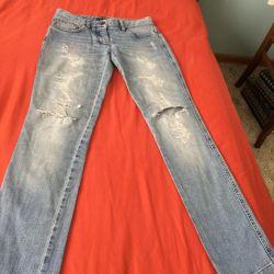 Jeans Dolce & Gabbana original, fold. 38