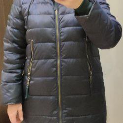 Coat female 52 size