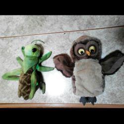 Farklı oyuncaklar