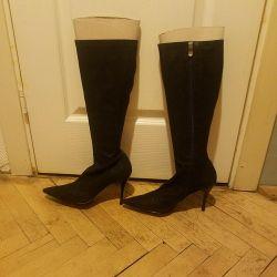 Boots, isk.zamsha, 38 sizes.