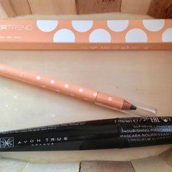 Set (mascara and eyeliner)