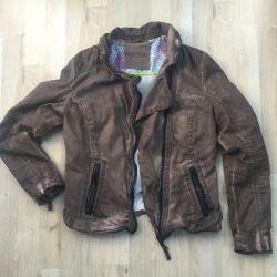 Proud leather jacket