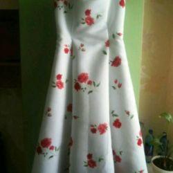 Φόρεμα σε κορσέ