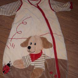 Geantă de dormit pentru nou-născuți