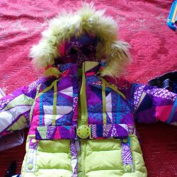 Winter suit for 2-3 years