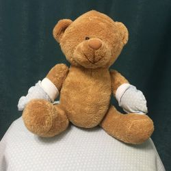 Γάντια για νεογέννητα (γρατζουνιές)