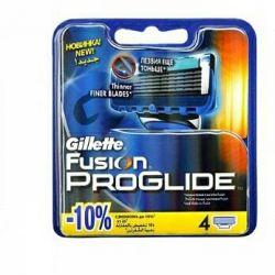 Un set de casete interschimbabile pentru Gillette Fusion Proglide