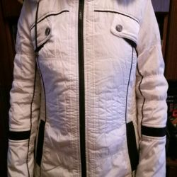 Jacket nou evrozima pe sintepon