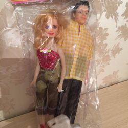 Ken and the doll