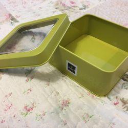 Железная коробочка