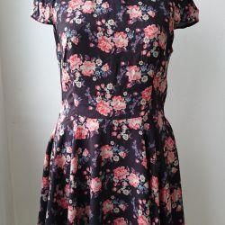 Summer dress benetton M 44-46.