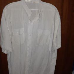 Четыре мужские рубашки на 50-52