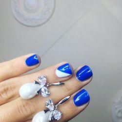 New chic pearl earrings
