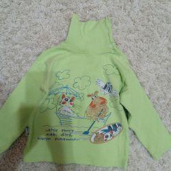 Fleece jacket for 2 years