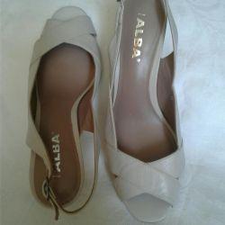 Alba sandalet yeni