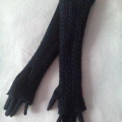 Γάντια με αντηρίδες