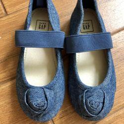 Gap pantofi noi