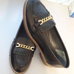 Новые женские туфли clarks, р-р 37,5