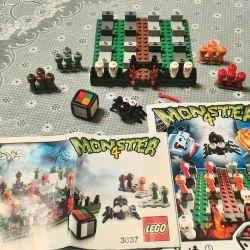 3 Настольных игры Лего 3837, 3864 и 3863