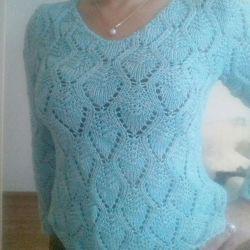 Βαμβακερό πουλόβερ