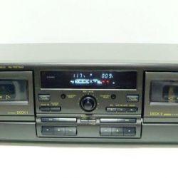 Technics Stereo Cassette Deck RS-TR373
