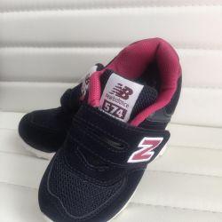 Yeni sneakers boyutları 20-26