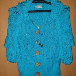 Jacket, bolero, new