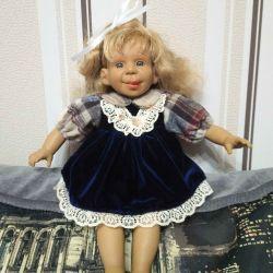 Характерная кукла Испания, Panre, клеймо