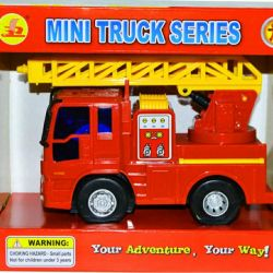 Fire engine. New