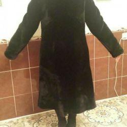 Fur coat in perfect condition
