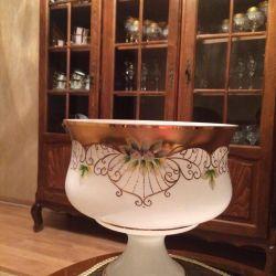 Fruit bowl Vase Bohemia?????????