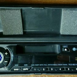 Tape recorder LG HIGH POWER 45W x 4 (for car)