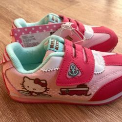 Hello Kitty Sneakers New