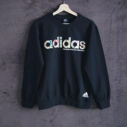 Sweatshirt Adidas black