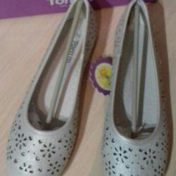 Yeni ayakkabılar rr 36