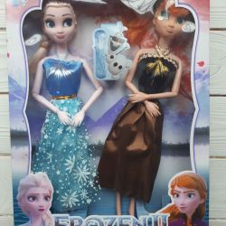 Dolls Frozen.