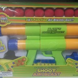 Бластер (игрушка) 3 в 1